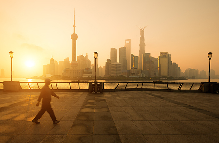 UPDATE: Shanghai Issues First Heat Wave Alert of the Year