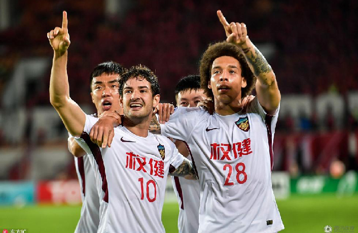 WATCH: Tianjin Shock Guangzhou Evergrande in AFC Champions League