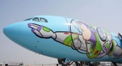 You Can Now Fly From Shanghai to Beijing On a Toy Story-Themed Plane