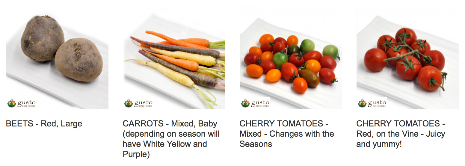 These Fresh Seasonal Veggies are 33% Off Right Now