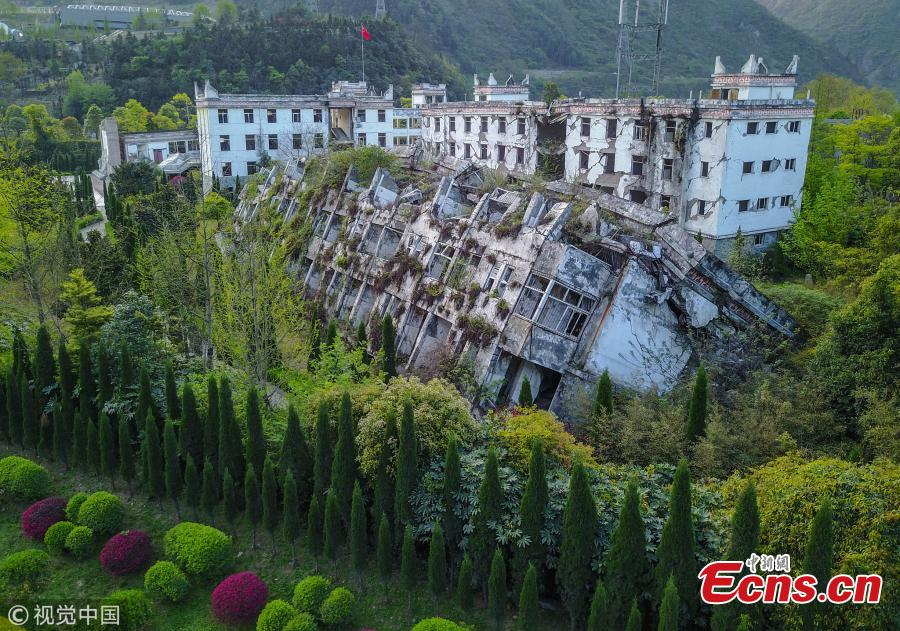 This Day in History: The Deadly 2008 Earthquake Strikes Sichuan