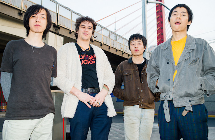 Rowdy Shanghai Punks Dirty Fingers on Staying DIY and Touring the World