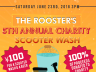 The Rooster's 5th Annual Scooter Wash!
