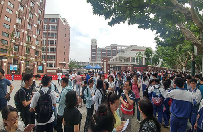 Why Fewer Students Are Taking the Gaokao in Shanghai