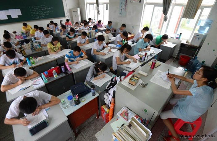 QUIZ: Could You Pass the Gaokao?