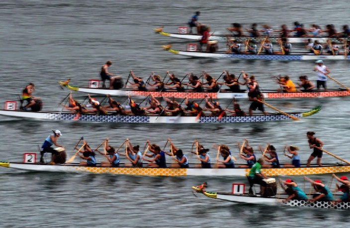 Where to Watch Dragon Boat Races in Guangdong 2018