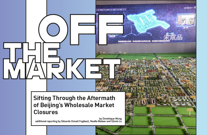Off the Market: The Aftermath of Beijing's Wholesale Market Closures