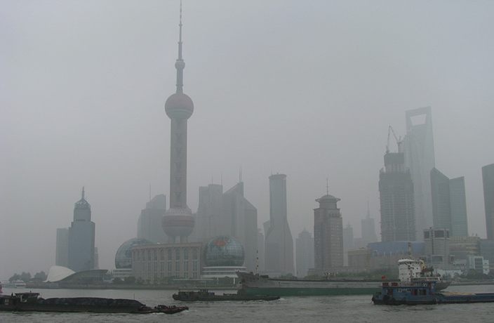 Shanghai Introduces New Air Pollution Alert System