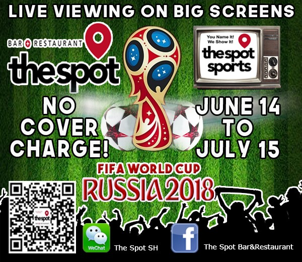A Complete Guide on Where to Watch the World Cup in Shanghai
