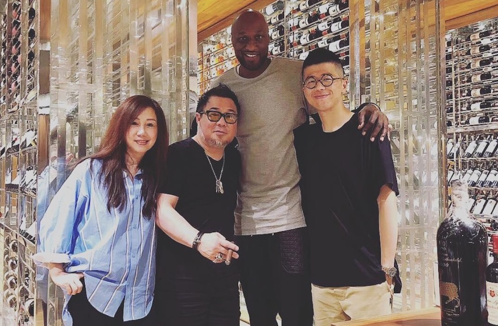 Former NBAer, Ex-Reality Star Lamar Odom Will Move to Shenzhen