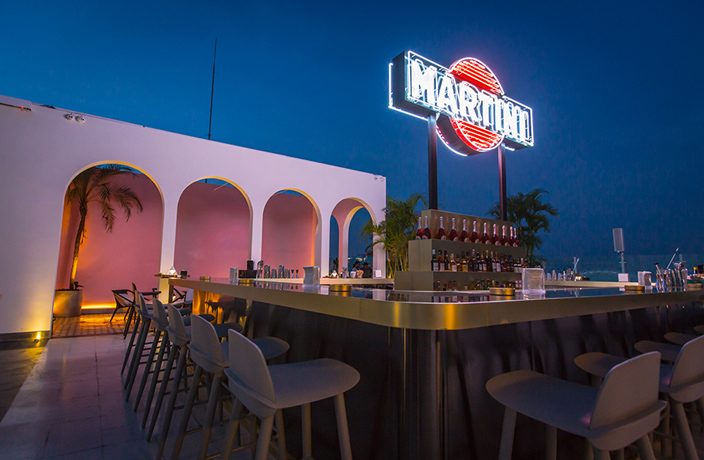 Ringing in the New Era: The Bell x Terrazza Martini Opens in Beijing ...