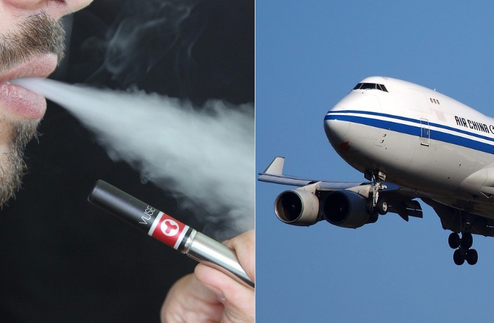 Vaping Co-Pilot Led to Air China Plane Plunge, Pilot Crew Fired