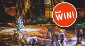 WIN! Tickets to Cirque du Soleil's Toruk - The First Flight