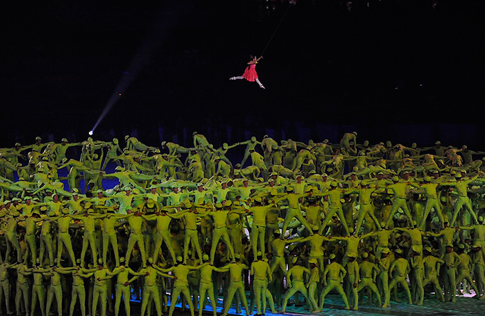 A Look Back at the Stunning 2008 Beijing Olympics Opening Ceremony