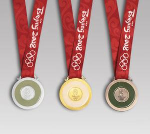 Beijing Olympic Medals