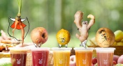 Hunter Gatherer Introduces Healthy Juices Made From Ugly Fruit