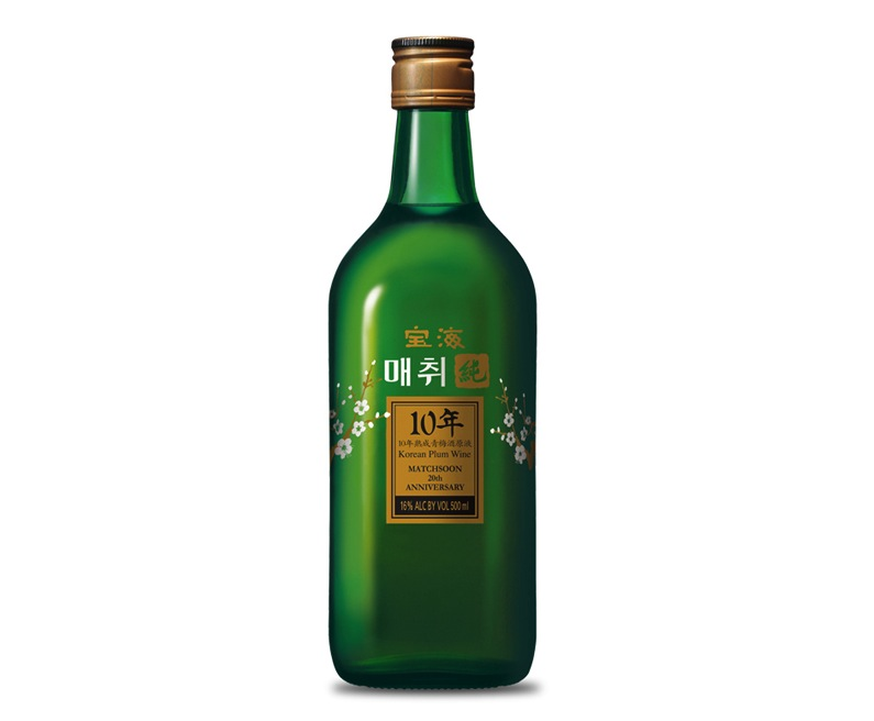 Korean Wine