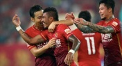 WATCH: Evergrande's Paulinho Nets 2 Goals in 100th CSL Match
