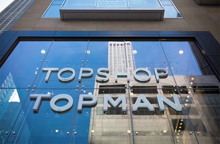 Topshop is No Longer Opening Stores in China