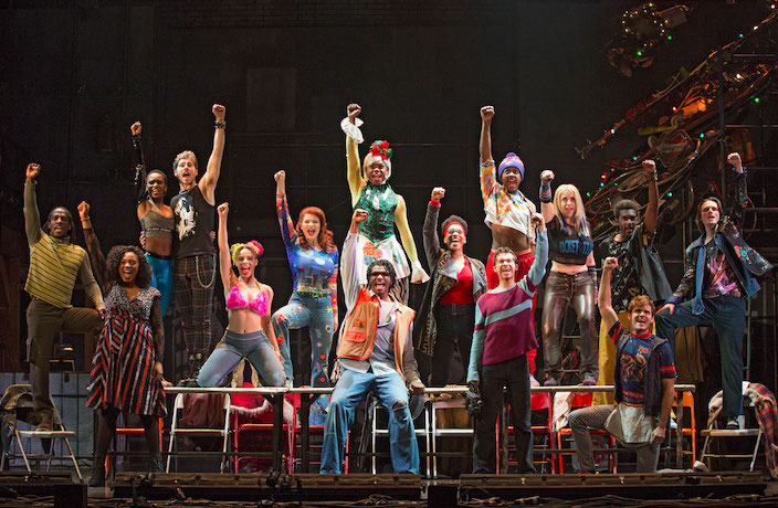 RENT: 20 Years On, The Revolutionary Show Hits Shanghai