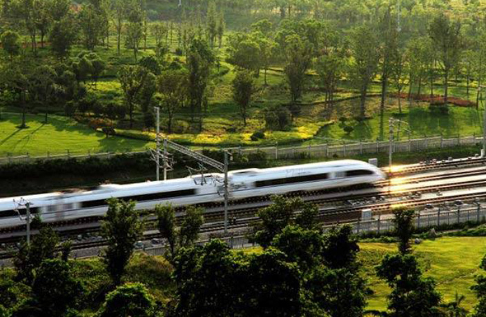 High-Speed Rail Linking HK to Shenzhen, Guangzhou Now Operational