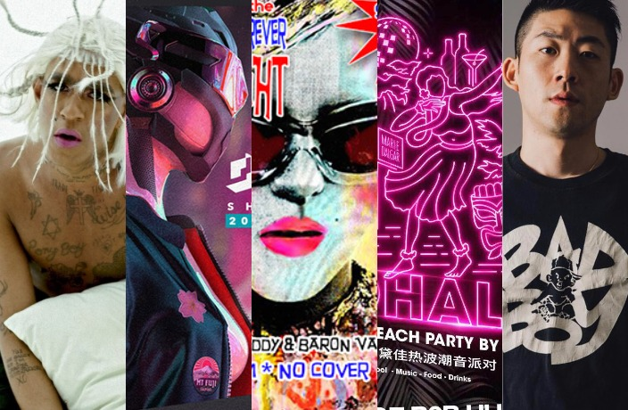 The 10 Best Nightlife Events in Shanghai This Weekend