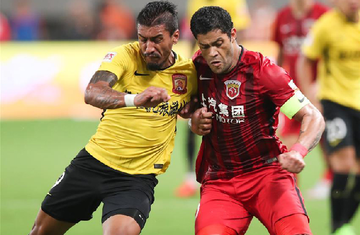 WATCH: Shanghai SIPG Stun Guangzhou in Top-of-the-Table Thriller