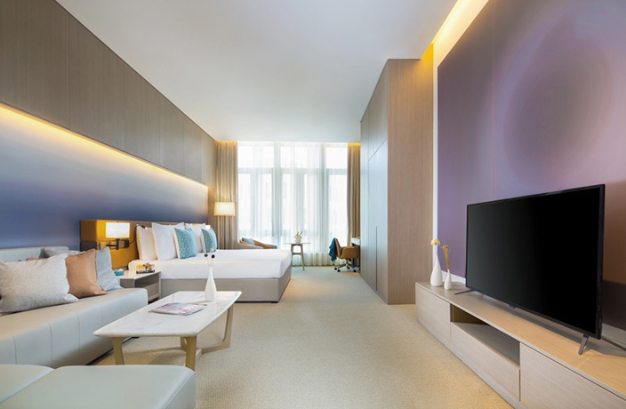 Live in Luxury at the Brand New Shama Hongqiao Apartments