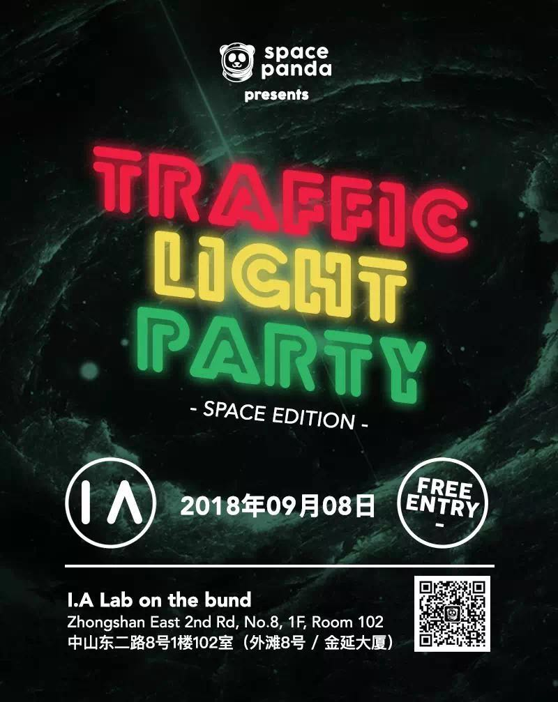 Space Panda Presents: Traffic Light Party