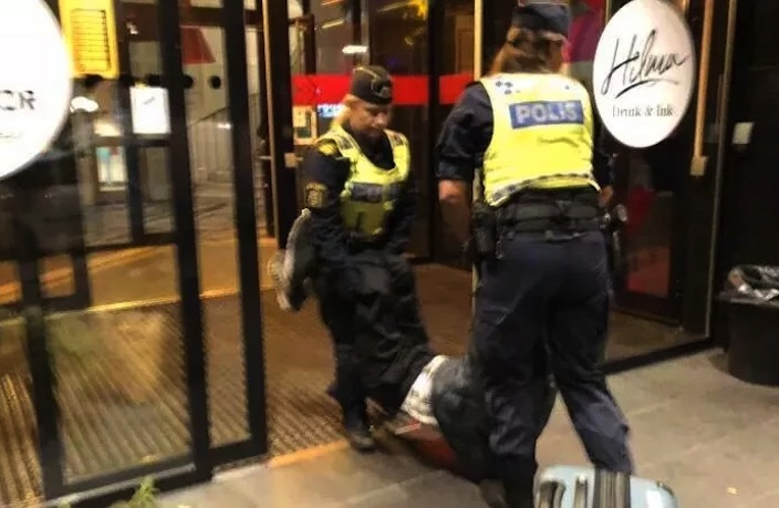 China Outraged After Tourists Allegedly Abused in Sweden