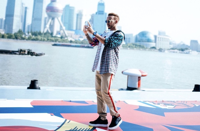 How to Watch Tonight's Tommy Hilfiger Shanghai Fashion Show Livestream