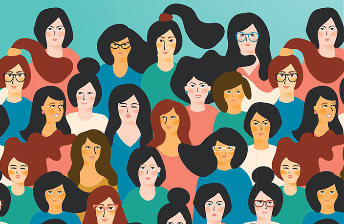 Views on Women in China in the #MeToo era