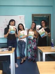 Chinese class in Guangzhou East