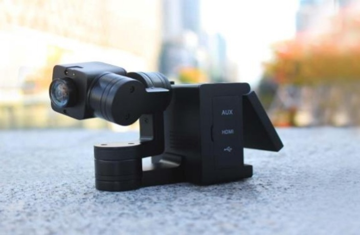 Shenzhen-Built 'Idolcam' Makes Shooting Quality Videos Easier than Ever