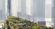 This Stunning 1.2km Sky Garden is Being Built in Shenzhen