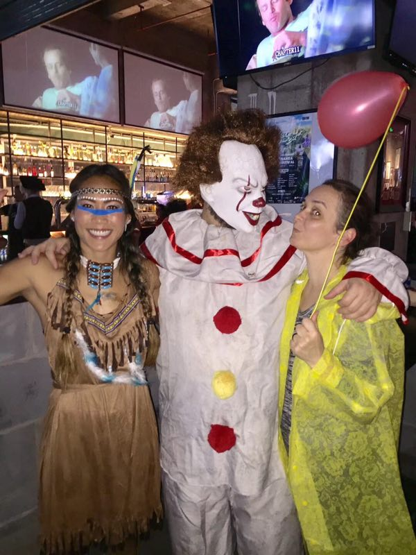 That's Shanghai Halloween Party