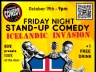 Friday Night Stand Up Comedy: Icelandic Invasion