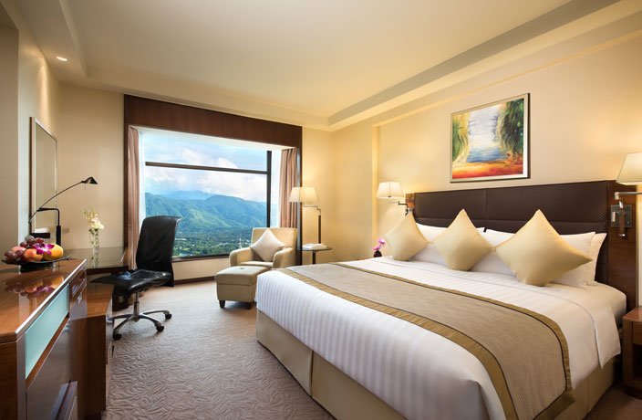 Discover Convenience and Travel Ease at the Shangri-la Hotel, Shenzhen