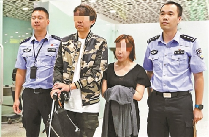 Internet Celeb Arrested for Selling Fake Products Online in Shenzhen