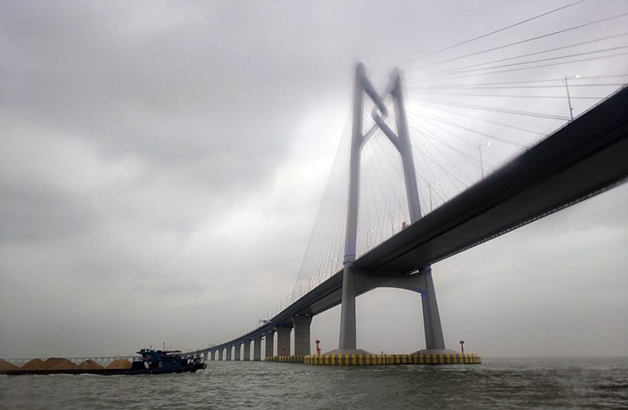 HK-Zhuhai-Macau Bridge Opens Oct. 24 After Years of Toil and Tragedy