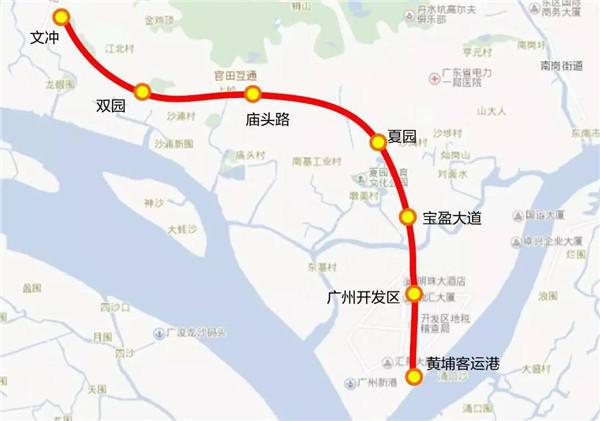 6 Guangzhou Metro Lines Set to Begin Construction – That\'s Guangzhou