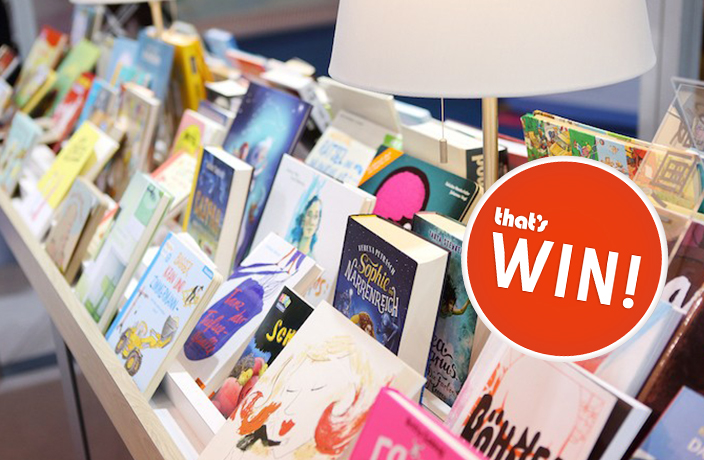 WIN! Tickets to the China Shanghai International Children's Book Fair