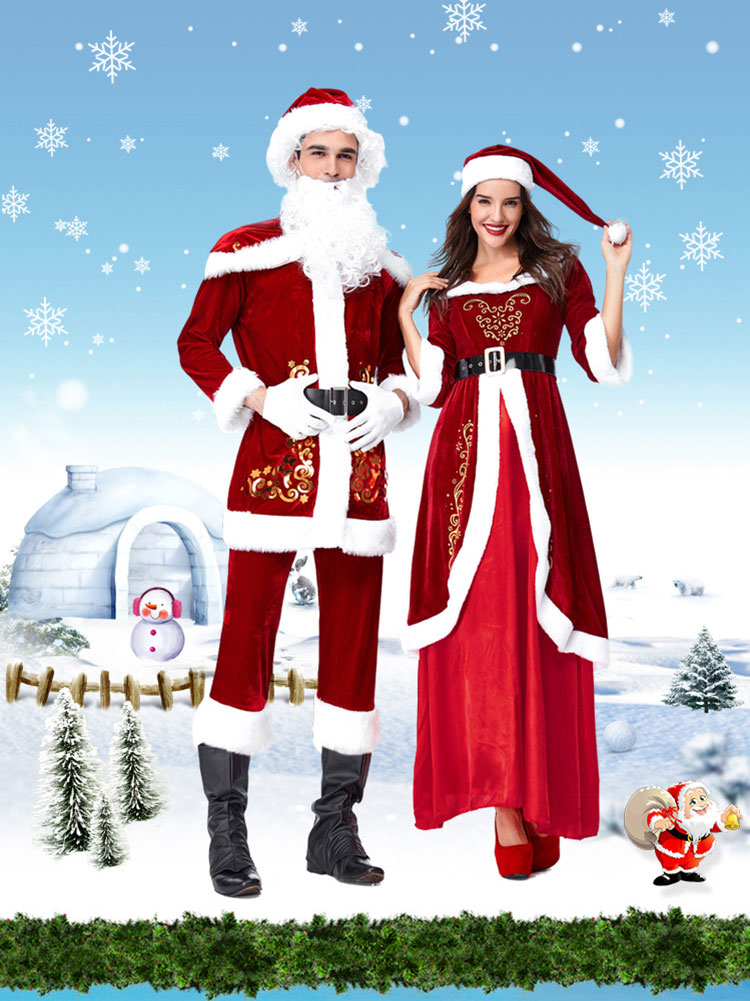 Here's Where to Find Santa Suits and Christmas Costumes in China