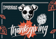 Thanksgiving buffet at The Blind Pig