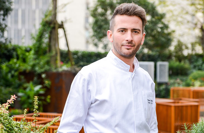 Interview: Executive Chef Benjamin Hötter on Joining Andaz Xintiandi