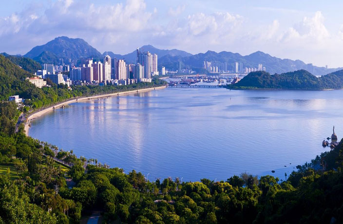 These Cities are the Most Environmentally Friendly in Guangdong