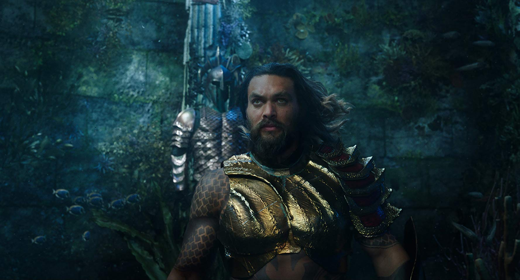 Aquaman Makes Big Splash at China Box Office