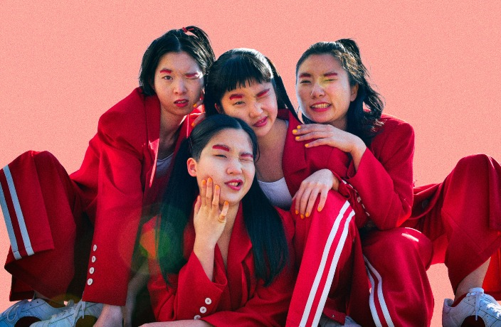 Japanese Pop Punk Band CHAI on Individuality and the Neo-Kawaii Movement