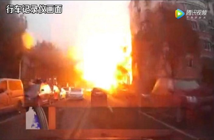 3 Dead After Explosion at Suzhou Apartment Building
