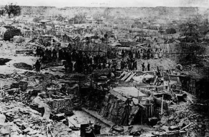 This Day in History: Massive Haiyuan Earthquake Devastates Gansu